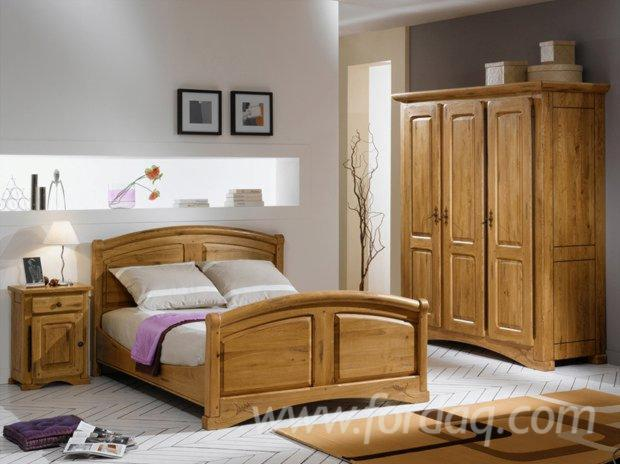 Chambre A Coucher Chene Massif Moderne. Chambre A Coucher Moderne ...
