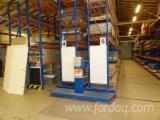 Used Hugo Fritschi AG 1991 Storage System For Sale Italy
