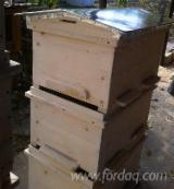 Finished Products (Doors, Windows etc.)  - Fordaq Online market - beehives (hotizontal/vertical)