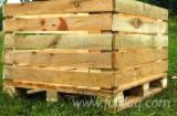 Pallets – Packaging For Sale - New Pallet from Romania
