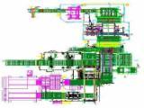 Maszyny do Obróbki Drewna dostawa - Linia Do Produkcji Drzwi Nowe w Włochy