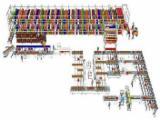 Maszyny do Obróbki Drewna dostawa - Linia Do Produkcji Mebli Nowe w Włochy