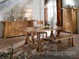 Меблі Для Їдальні - Набори Під Їдальні, Традиційний, 50 штук щомісячно