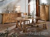 Dining Room Furniture Traditional For Sale Indonesia - Solid oak furniture