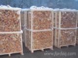 Firewood, Pellets And Residues Fresh - Beech Firewood/Woodlogs Cleaved 10-14 mm