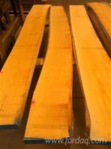 Unedged Linde/ basswood lumber KD