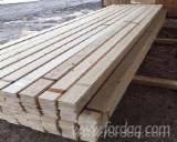 Mouldings - Profiled Timber - Spruce (Picea abies) - Whitewood, Interior Wall Panelling, Romania, Harghita