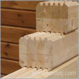 B2B Log Homes For Sale - Buy And Sell Log Houses On Fordaq - Glued beam