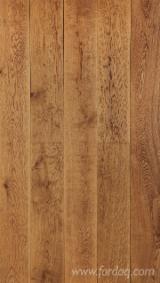 地板及户外板材 - 橡木, 森林管理委员会, 单条宽度