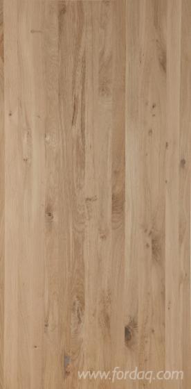 Oak-glued