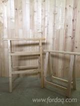 Wholesale Garden Products - Buy And Sell On Fordaq - Foldable stand spruce wood