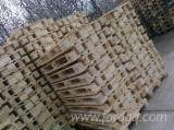 Pallets, Packaging And Packaging Timber - Euro Pallet - Epal, Recycled - Used In Good State