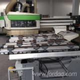 Used 1st Transformation & Woodworking Machinery - CNC BIESSE ROVER 37