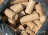 Wood Briquets from Oak