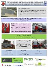 Wood Treatement Equipment and Boilers, Wood Gas Generators, TOPLING