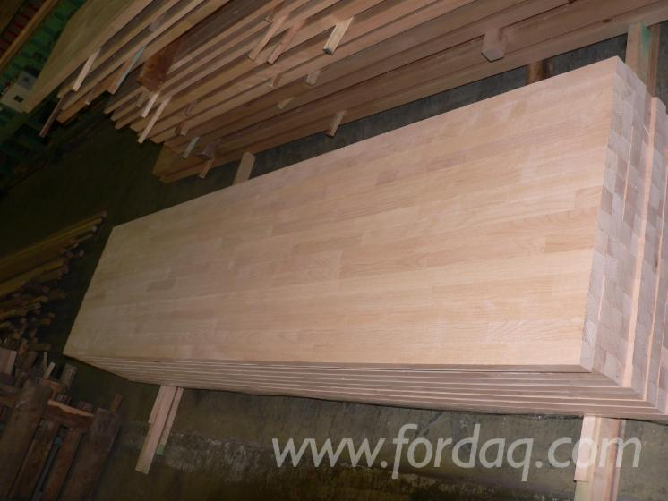 Solid-wood-panel