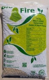 Wholesale  Wood Pellets Spruce Picea Abies - Whitewood - Wood pellets 6 mm, spruce 100 %, certification en+/din+