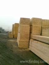 Romania Sawn Timber - FSC 1.5+ mm Fresh Sawn Spruce from Romania