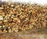 Find best timber supplies on Fordaq - Oak (european) Firewood/woodlogs Cleaved