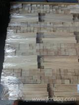 Hardwood  Sawn Timber - Lumber - Planed Timber FSC - Strips, Beech (Europe), FSC
