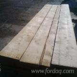 Softwood  Sawn Timber - Lumber - Thermo Treated 48 mm Shipping Dry (KD 18-20%) Spruce (Picea Abies) - Whitewood from Romania, Brasov