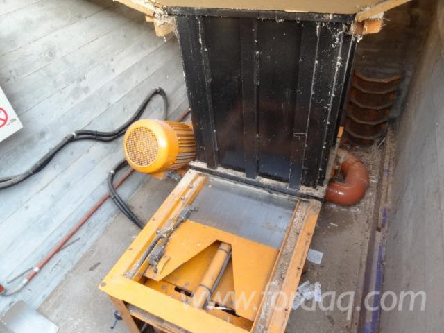 Used-1994-Schuko-Disintegrators-in