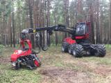 Forest & Harvesting Equipment - Used 10 / 2014 Komatsu 931.1 Harvester in Germany
