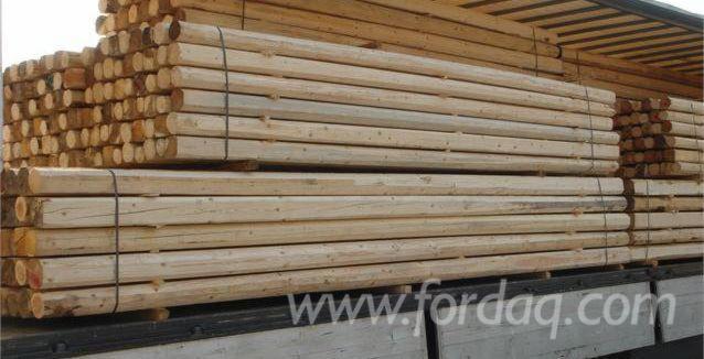Encofrado de vigas h20 abeto madera blanca - Vigas madera precios ...