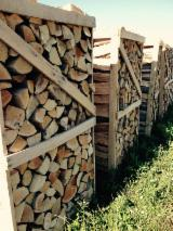 Firelogs - Pellets - Chips - Dust – Edgings FSC - Wholesale FSC Beech (Europe) Firewood/Woodlogs Cleaved in Romania
