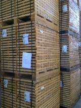 Oak Lumber For Parquet, 27 mm Thick