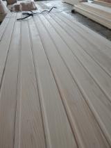 Mouldings - Profiled Timber - Spruce (Picea Abies) - Whitewood Interior Wall Panelling from Romania, Blaj