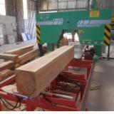 Fordaq Holzmarkt - horizontale Blockbandsäge