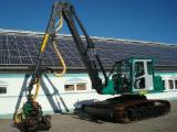 Forest & Harvesting Equipment - Used Impex Minikönigstiger Caterpillar Track Harvester Italy