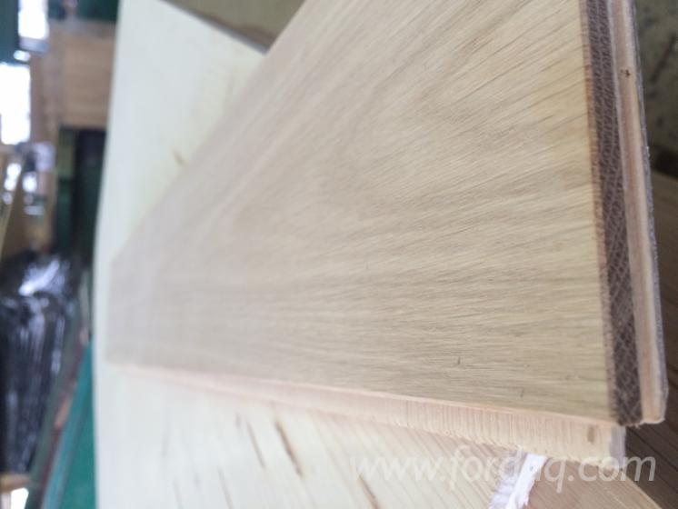 15 mm Oak Parquet Tongue & Groove from Romania