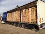 Firewood, Pellets And Residues Beech - FSC Beech Firewood/Woodlogs Cleaved 8-13 cm