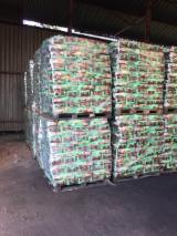 African Hardwood Briquettes