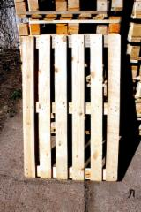 Find best timber supplies on Fordaq - Wood pallets EPAL and other types