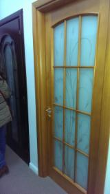 Hardwood (Temperate), Doors, Lime Tree (Linden)