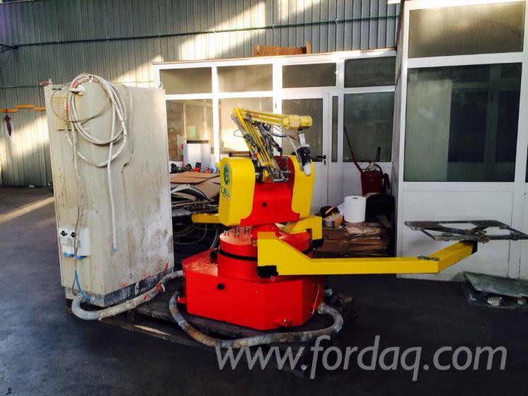 Used-2000-1998-CMA-Roby5-Ex-G-Robot-per-la-verniciatura-di-sedie-ed-affini--in