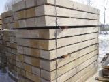 Hardwood  Sawn Timber - Lumber - Planed Timber Other Species Demands - Oak railway sleepers