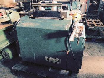 Used-DODDS-SE-15-%28DL-010578%29-1996-Dovetailing-Machine-For-Sale