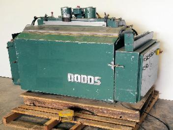 Used-DODDS-SE-20-Dovetailing-Machine-in