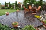Curupay, Anti-Slip Decking (1 Side)