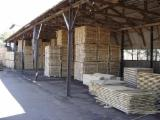 Oak planks, grade ABC, 27 x 77 mm, moisture 8-10%