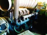 Tools & Auxiliaries, Generatore di corrente Kw. 80 a motore diesel tipo 1306