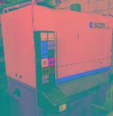 Schleifmaschinen - Poliermaschinen, Calibratrice marca SCM, SCM