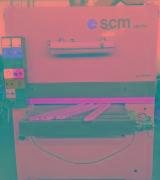 Schleifmaschinen - Poliermaschinen, Calibratrice marca SCM , SCM