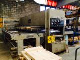 Press for massive floors from Italy