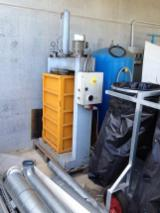 Presses - Clamps - Gluing Equipment, Pressa schiacciacartoni