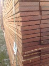 Sawn And Structural Timber Cumaru Almendrillo, Shihuahuaco - Raw saw Cumaru wood FSC KD